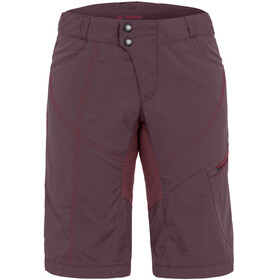 VAUDE Tamaro Shorts Women raisin